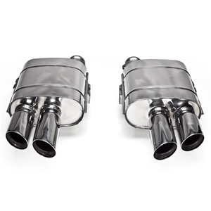 Tubi Style - Ferrari 456 Mufflers With Tips (GT, GTA, MGT, MGTA)