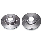 GiroDisc - Porsche 997 Turbo Front & Rear Performance Brake Rotors
