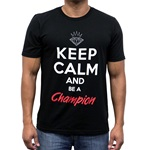 Champion Porsche - Keep Calm Tee