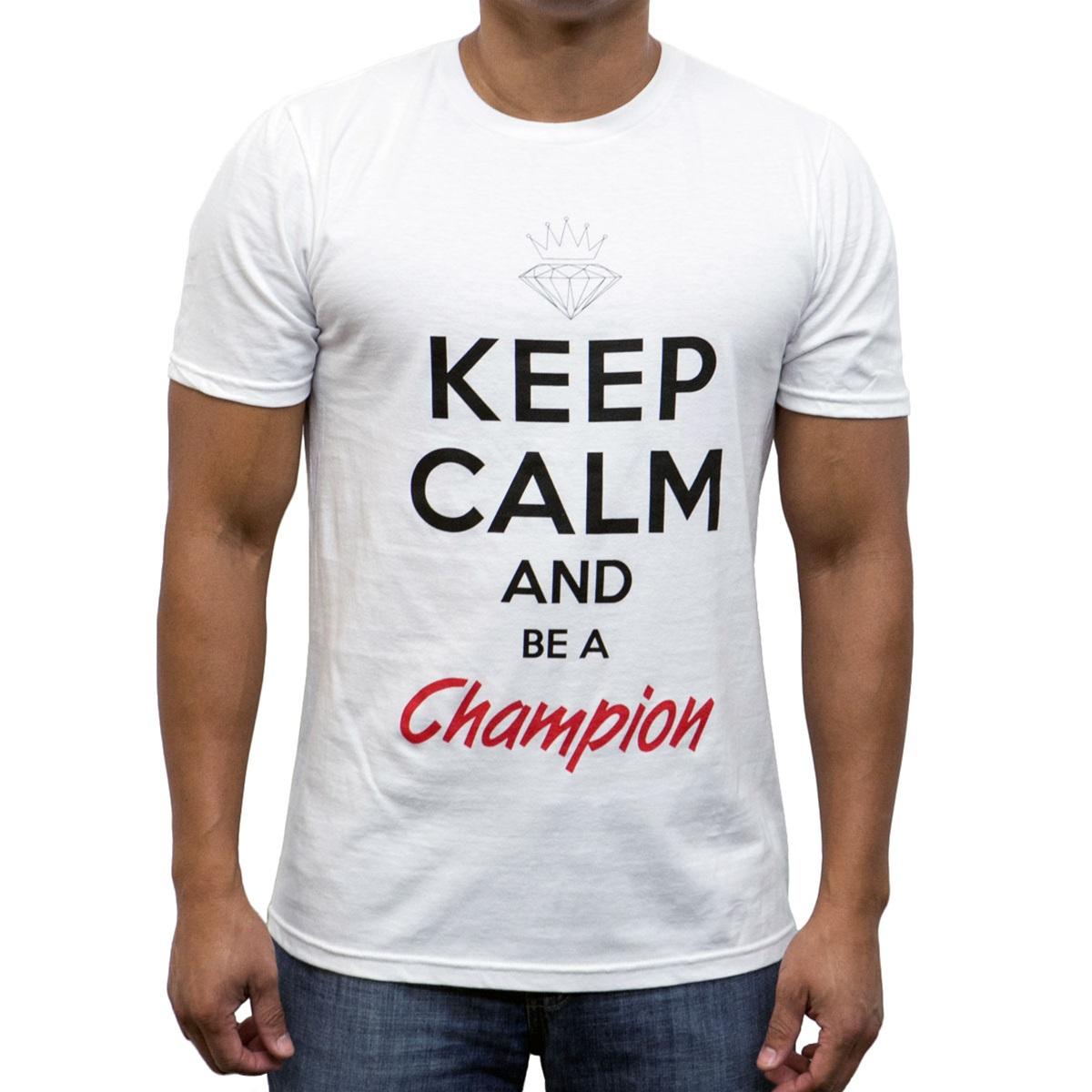 Champion Porsche Keep Calm Tee