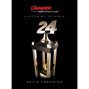 "Champion Racing ""A Little Bit Of Magic"" Book"