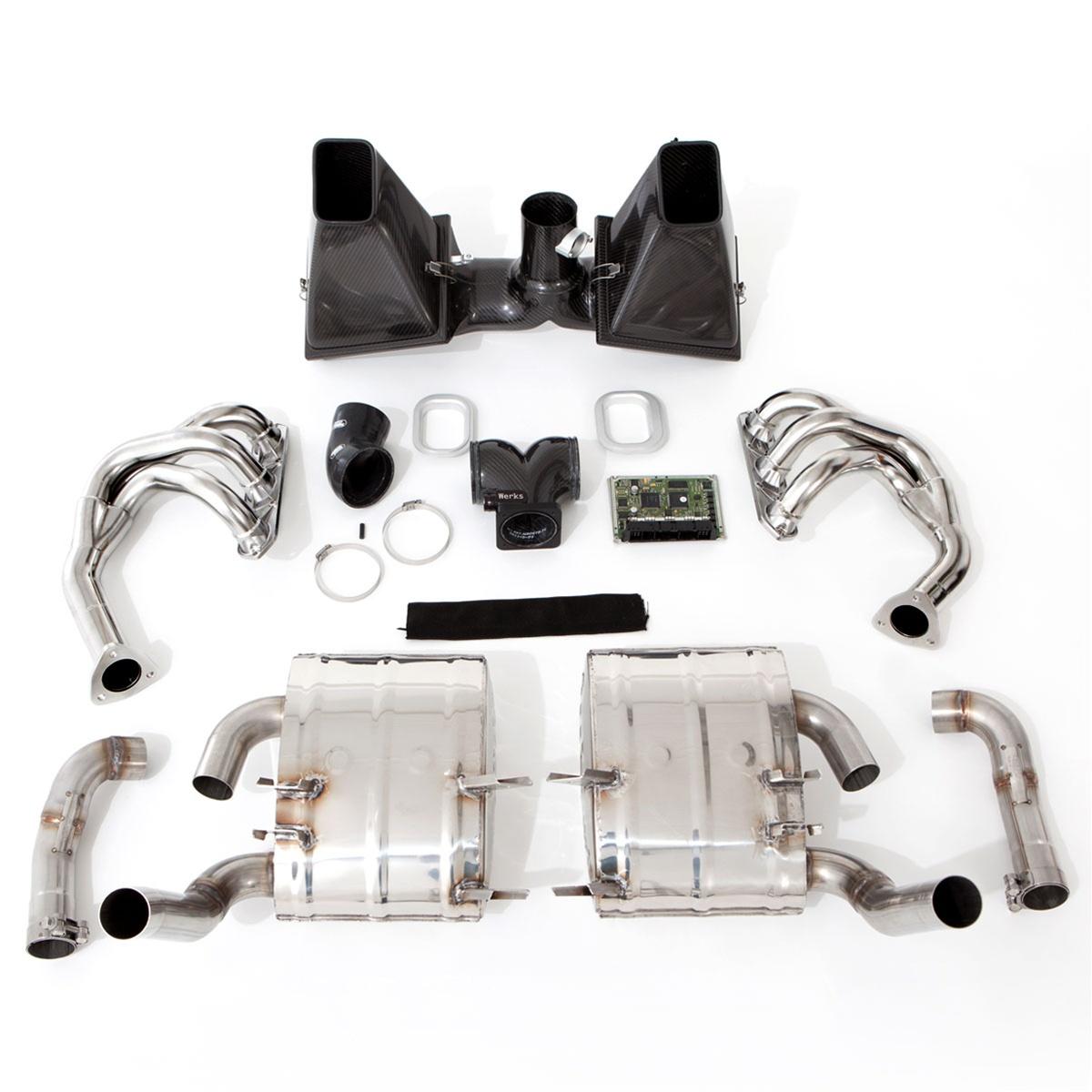 Champion Motorsport Porsche 997 1 F77 Power Package
