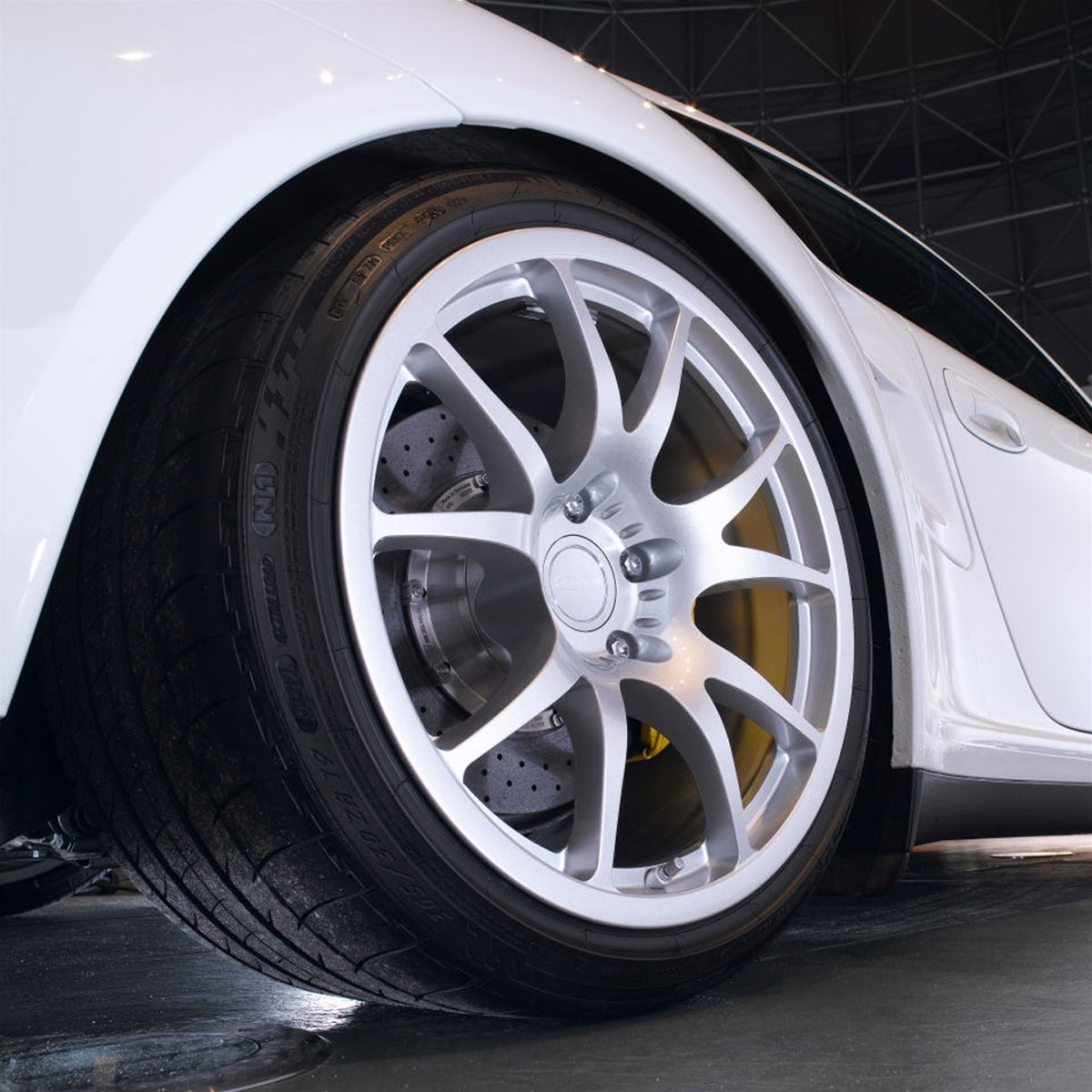 Champion Motorsport Ms61 Forged Magnesium Wheel