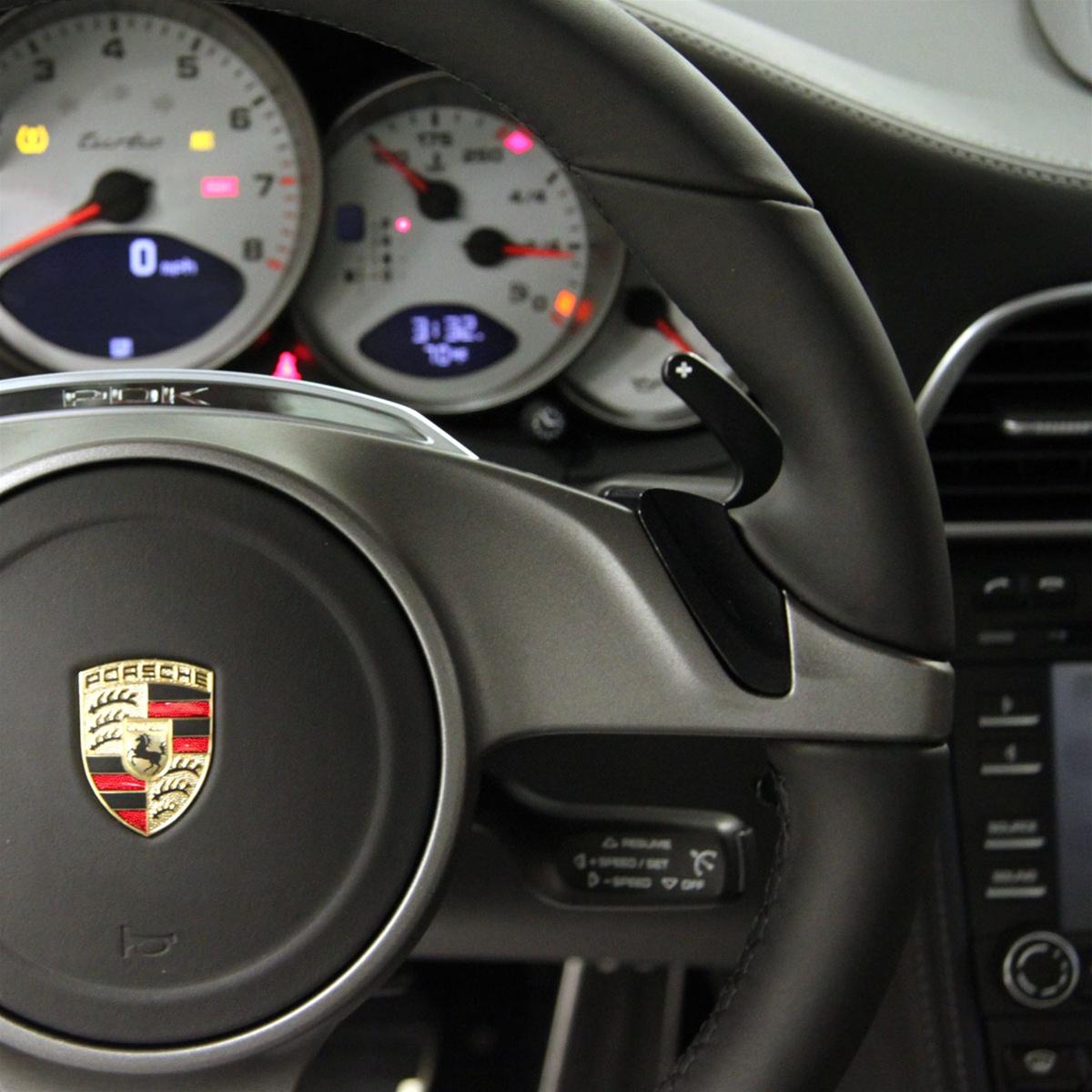 Champion Motorsport - Porsche PDK Paddle Shifter Conversion