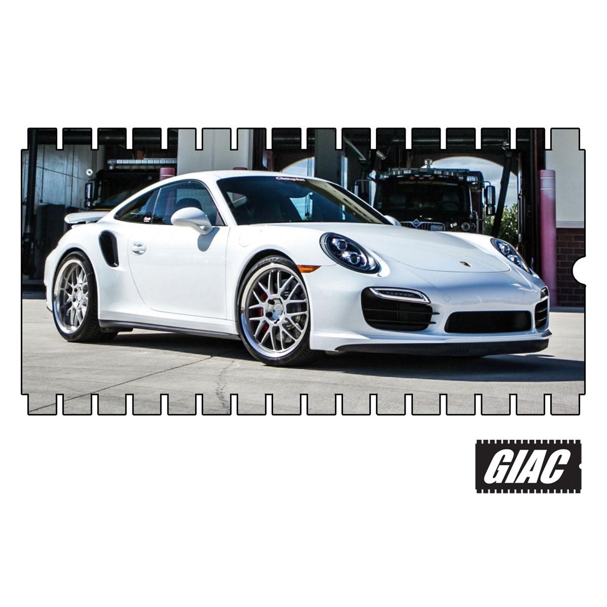 Giac Porsche 991 Turbo And Turbo S Performance Software