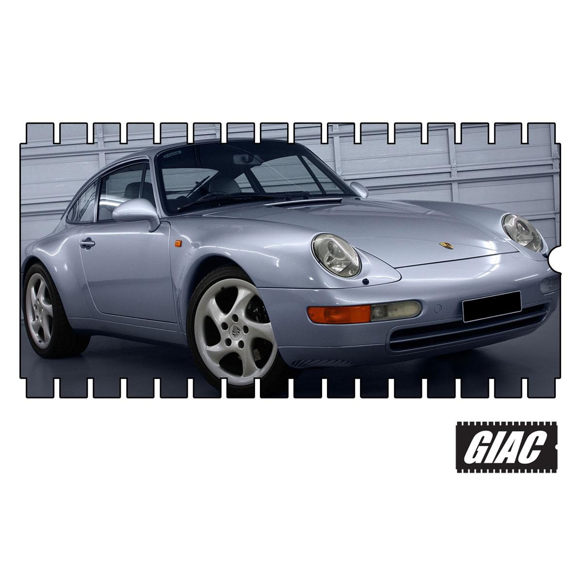 Giac Porsche 993 Performance Software