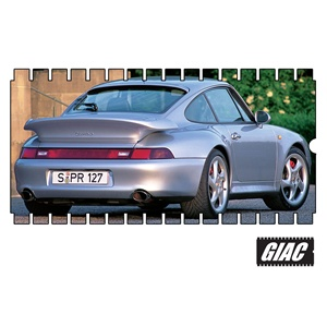 GIAC - Porsche 993 Turbo Performance Software