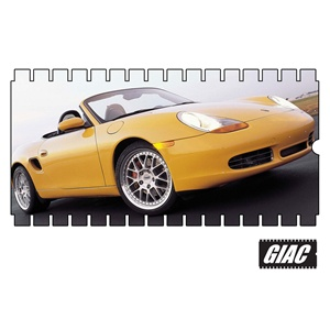 GIAC - Porsche Boxster 2.7L Performance Software (2000+)