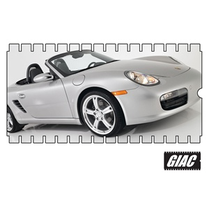 GIAC - Porsche Boxster S 3.2L Performance Software (2005-2006)