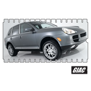 GIAC - Porsche Cayenne S 4.5L Performance Software