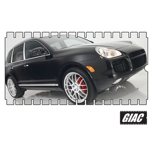 GIAC - Porsche Cayenne Turbo Performance Software (Pre-2007)