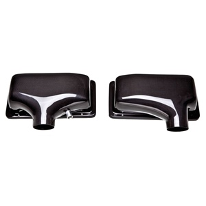 Carbonio - Lamborghini Gallardo Carbon Fiber Performance Airbox Covers