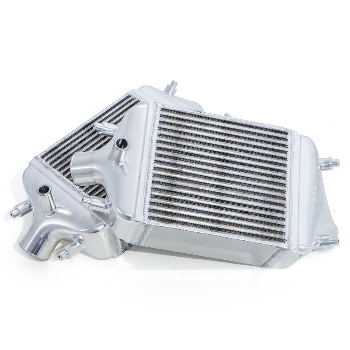champion motorsport porsche 991 turbo turbo s intercooler upgrade kit. Black Bedroom Furniture Sets. Home Design Ideas
