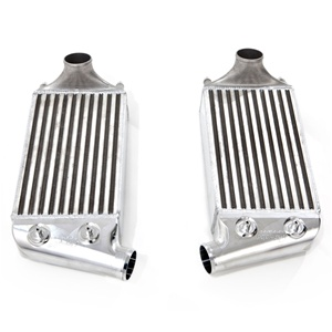 Champion Motorsport - Porsche 997.1 And 997.2 Turbo Intercooler Upgrade Kit