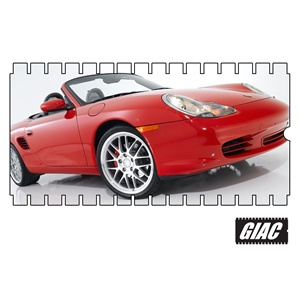 GIAC - Porsche Boxster S 3.2L Performance Software (2000-2004)