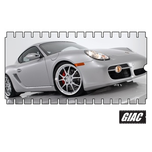 GIAC - Porsche Cayman Performance Software (2006-2008, Including S Model)