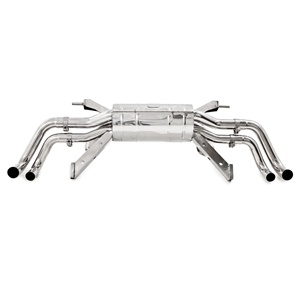 Tubi Style - Audi R8 V10 Muffler (Without Valves)
